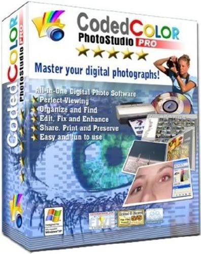 1STEIN CodedColor PhotoStudio Pro 6.1.0.0